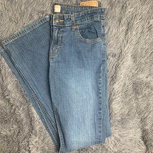 Levi's Lowrise Bootcut Jeans